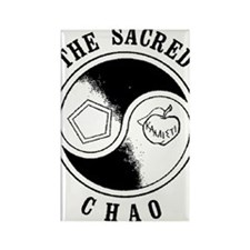 Sacred Chao Rectangle Magnet