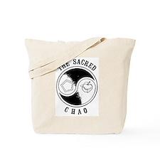 Sacred Chao Tote Bag