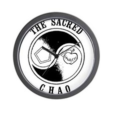 Sacred Chao Wall Clock