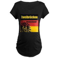 Zweibrücken Deutschland T Shirts Maternity T-Shirt
