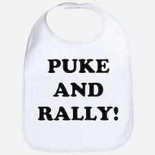 Puke & Rally<br> Bib
