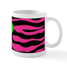 HOT PINK ZEBRA GREEN ? Mugs