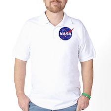 NASA Logo Transparant T-Shirt