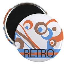 """Retro 2.25"""" Magnet (10 pack)"""