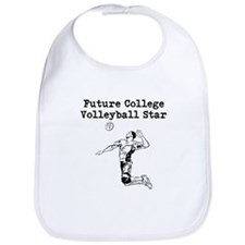 Future College Volleyball Star Bib