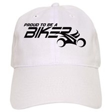 Proud to be a biker Baseball Cap