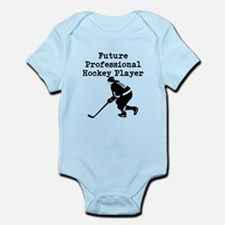 Future Professional Hockey Player Body Suit