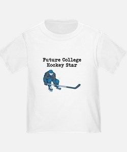 Future College Hockey Star T-Shirt