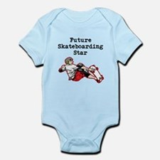 Future Skateboarding Star Body Suit