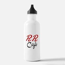 RR Cafe - Twin Peaks Water Bottle