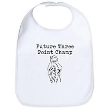 Future Three Point Champ Bib