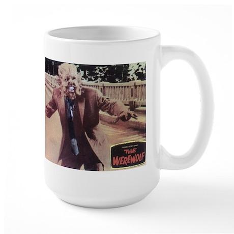 Wolfman Large Mug