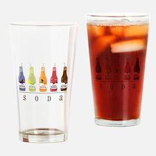 Soda Drinking Glass