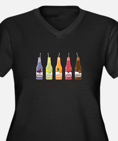 Soda Plus Size T-Shirt