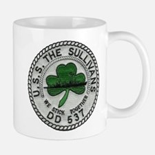 USS THE SULLIVANS Small Small Mug