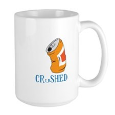 Crushed Mugs