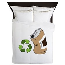 Recycle Queen Duvet