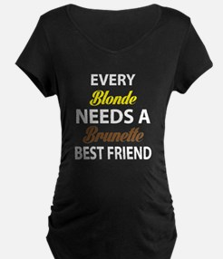 Every Blonde Needs A Brunette Best Friend Maternit