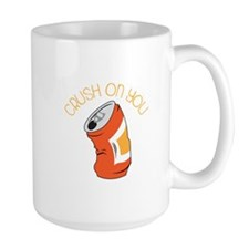 Crush On You Mugs