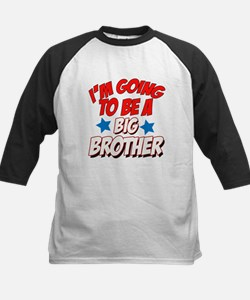 Im going to be a big brother Baseball Jersey