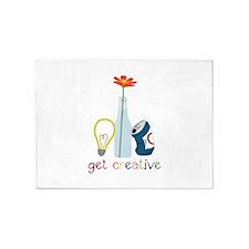 Get Creative 5'x7'Area Rug