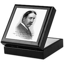 Daniel Burnham Chicago Architect Keepsake Box