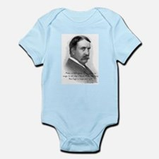 Daniel Burnham Chicago Architect Infant Bodysuit