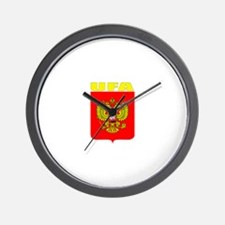Ufa, Russia Wall Clock