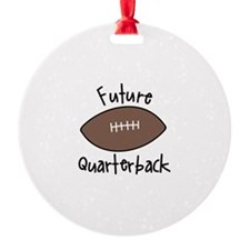 Future Quarterback Ornament