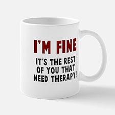 Im fine Mugs