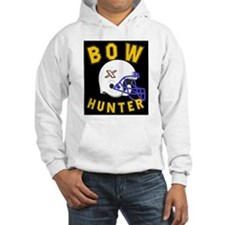 Bowhunter Dogtag Hoodie