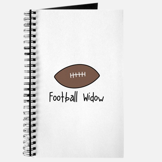 Football Widow Journal