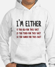 Im either Hoodie