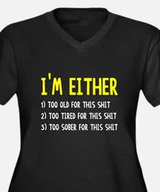 Im either Plus Size T-Shirt