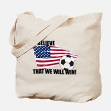 World Soccer USA I believe Tote Bag