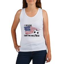 World Soccer USA I believe Tank Top