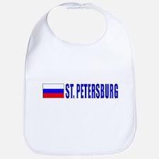 St. Petersuburg, Russia Bib