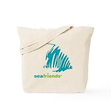 SeaFriends-Angelfish Tote Bag