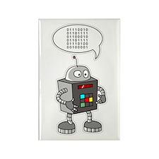 Binary Robot Rectangle Magnet