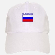 St. Petersburg, Russia Baseball Baseball Cap