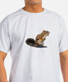 Singing Squirrel T-Shirt