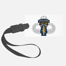 SF Airborne Master Luggage Tag