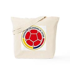 Futbol de Colombia Tote Bag