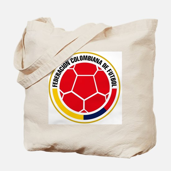 Futbol de Colombia Tote Bag