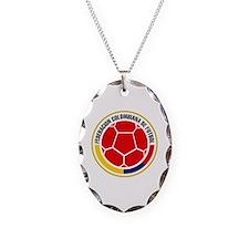 Futbol de Colombia Necklace