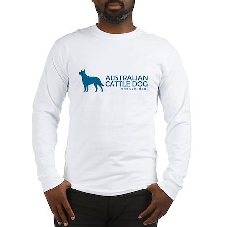 cattledog_cool Long Sleeve T-Shirt