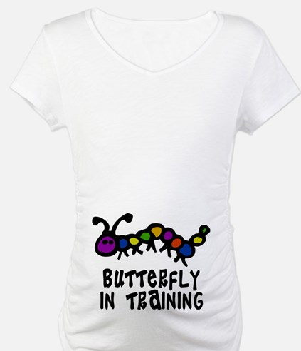 Butterfly In Training Shirt
