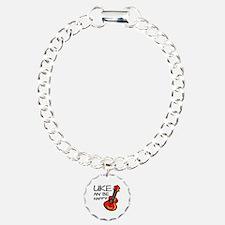 UkeHappyOutline Bracelet