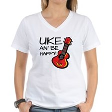 UkeHappyOutline Shirt
