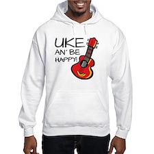 UkeHappyOutline Jumper Hoody
